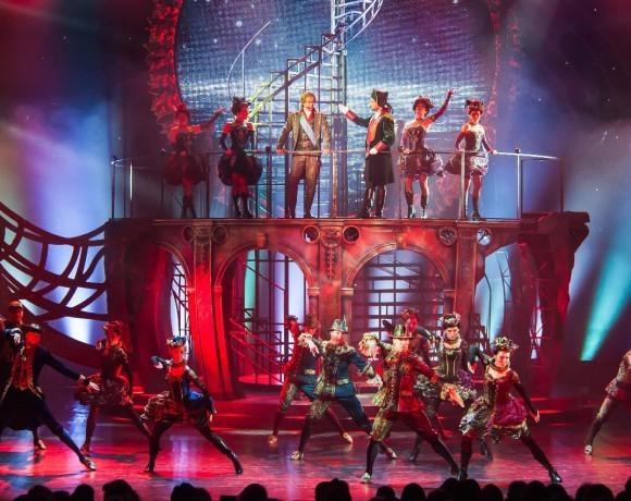 """Мюзиклы: """"Граф Орлов"""" или """"Призрак Оперы""""? Не упустите шанс!"""