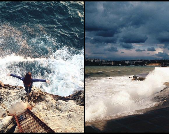 Крым. Между двух морей