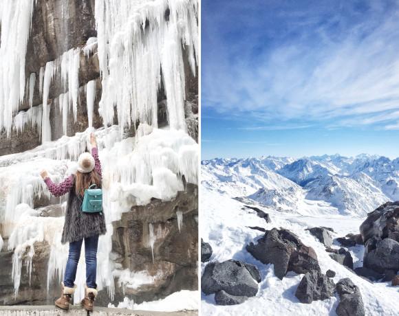 Альпы без евро. Домбай и Эльбрус