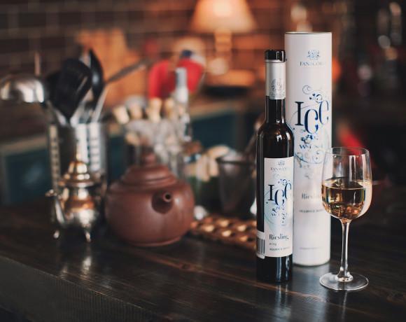 Винный вторник: обзор вина Fanagoria Ice Wine