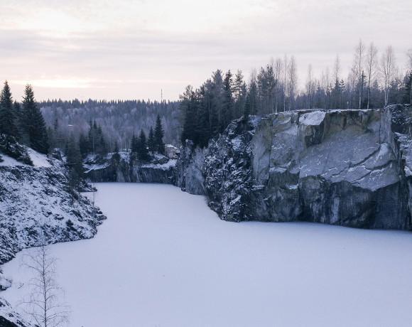 Карелия. Северный край лесов и озер