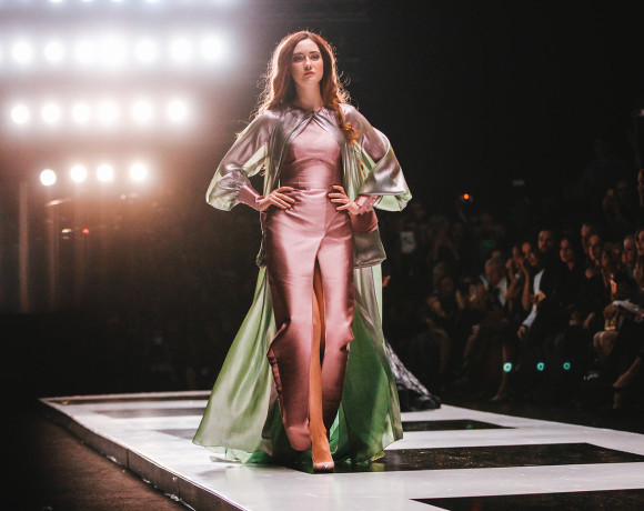 Неделя моды Mercedes Benz Fashion Week в Москве 2016