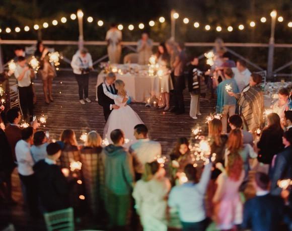 Свадьба на свежем воздухе – мечта или реальность?