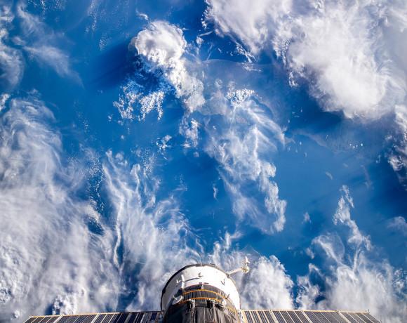 Инстаграм Роскосмоса. День космонавтики
