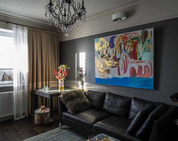 Интерьер квартиры для юной леди