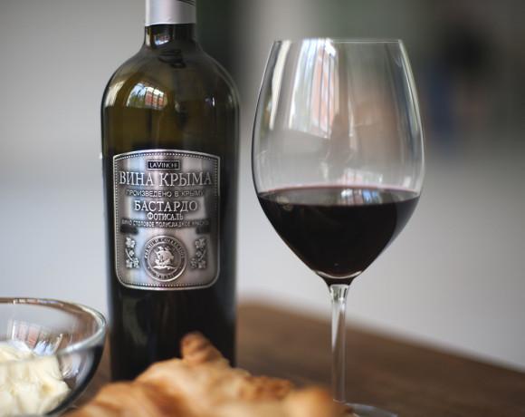 Винный вторник: Бастардо от винного дома Фотисаль