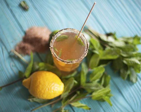 Кулинарные шедевры от шефа: домашний лимонад
