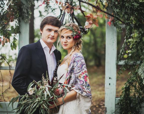 Особенности планирования осенних свадеб