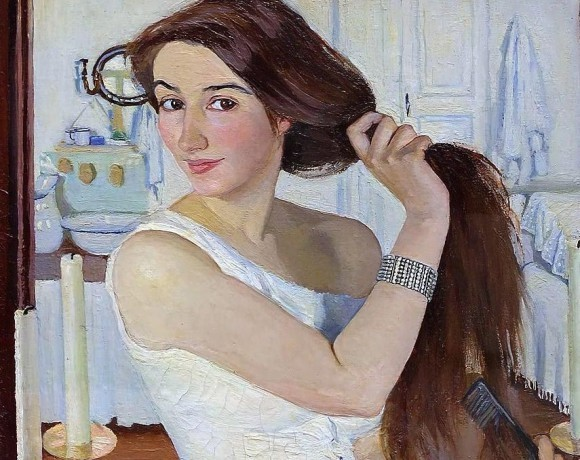Зинаида Серебрякова: история о красоте