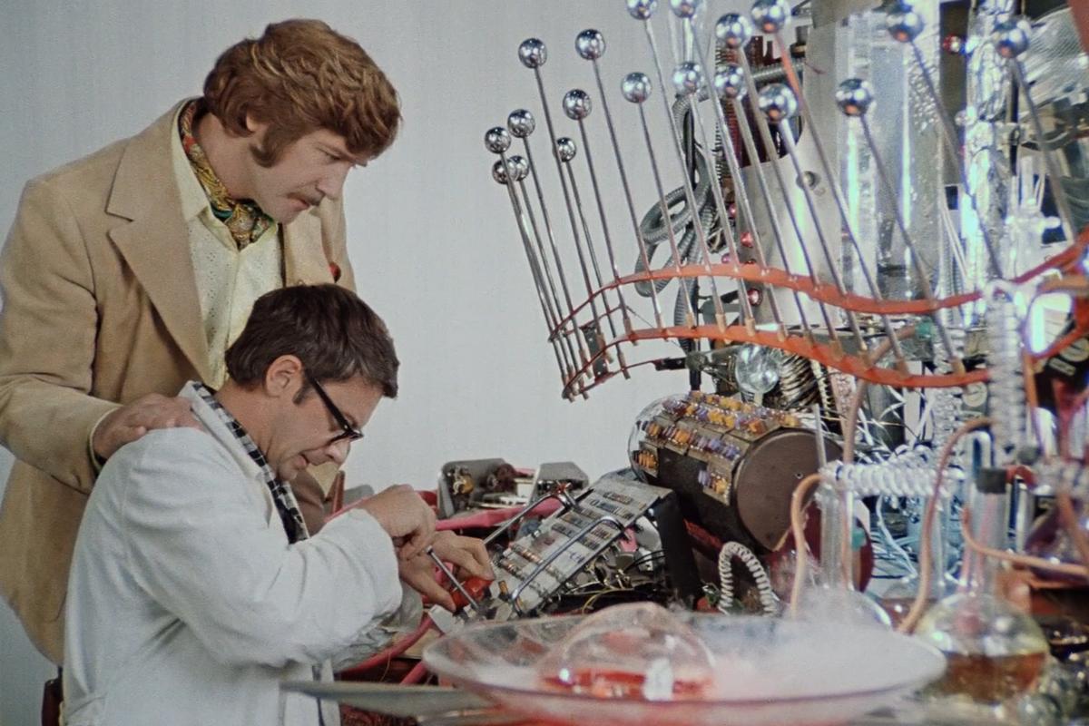 Изобретения русских ученых 20 века
