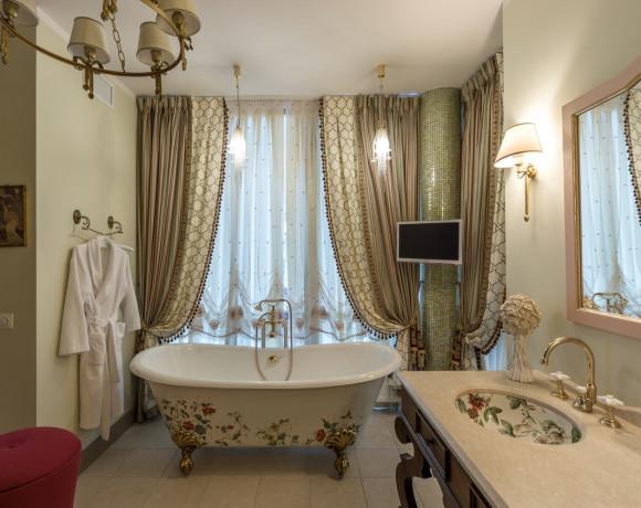 Оформление ванной комнаты. Детали в интерьере