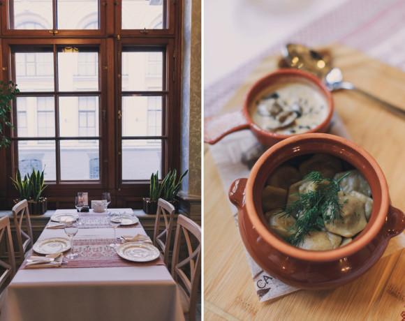 Место есть: обзор русского рыбного ресторана «Саратовъ»