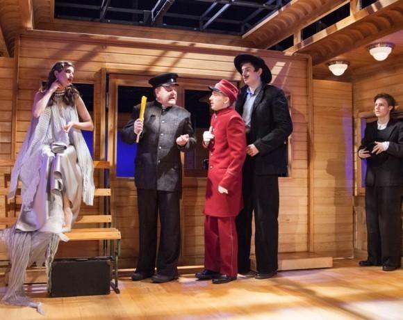 Театральный обзор: Безымянная звезда, театр-студия Табакова
