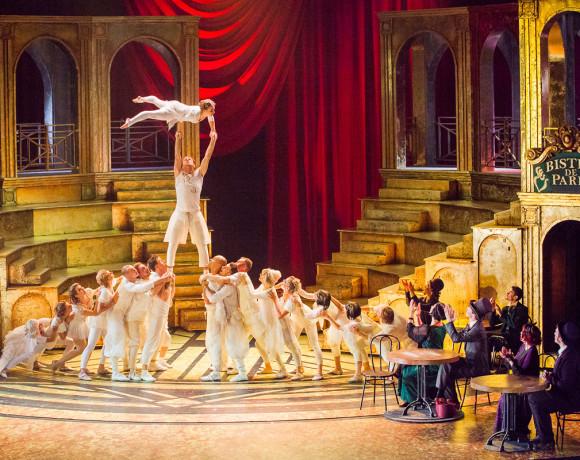 Театральный обзор: мюзикл «Принцесса цирка»