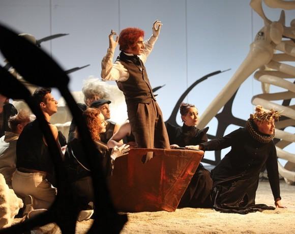 Театральный обзор: Спектакль «Маленькие трагедии» в ТЮЗ имени Брянцева