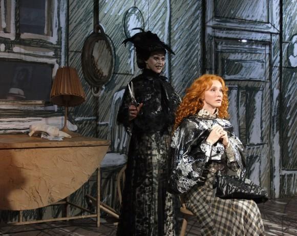 Театральный обзор: «Рождество О. Генри» в Театре им. А.С.Пушкина