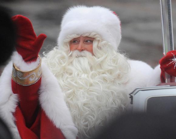 Деды Морозы России