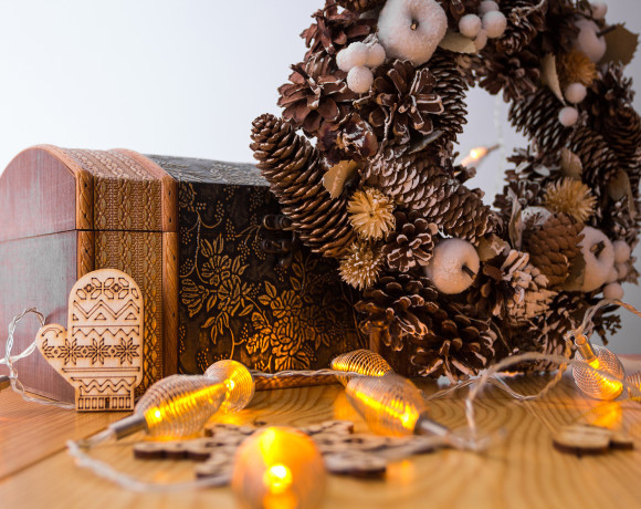 7 идей праздничного декора