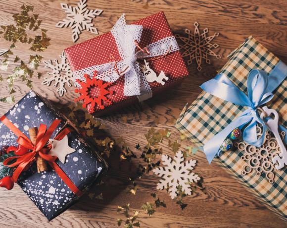 Декор. Как оформить подарки