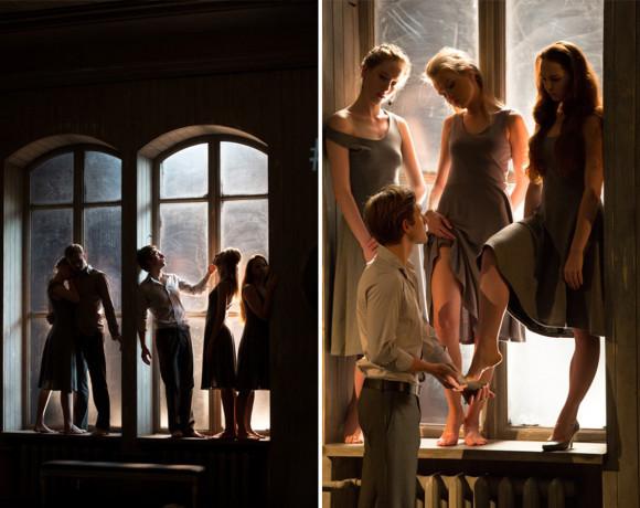 О любви: шесть спектаклей-размышлений