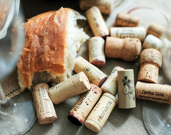 Винный вторник: простые закуски к вину