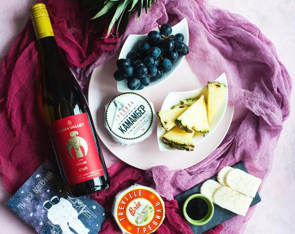 Винный вторник: вино для всех влюблённых – Рислинг Alma Valley