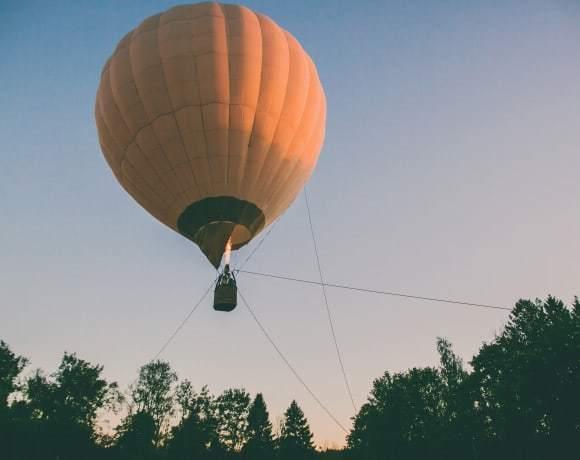 Организатор всемогущий: цикл невероятных историй. Воздушный шар