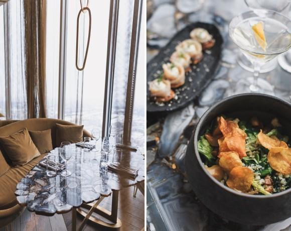Место есть: обзор самого высокого ресторана в Европе Ruski