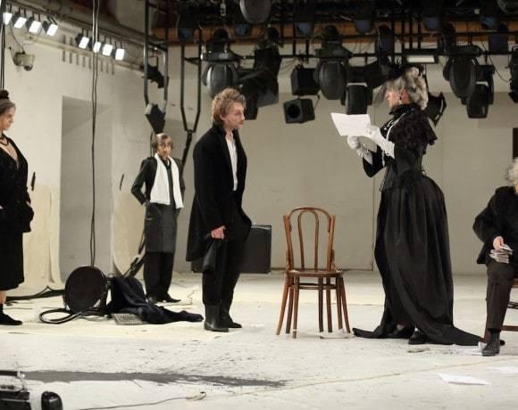 Театральный обзор: «О-й. Поздняя любовь» в Театре «Школа драматического искусства»