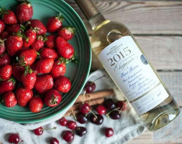 Винный вторник: Пино Блан от винодельни Юбилейная