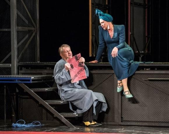 Театральный обзор: «Эта прекрасная жизнь» в Театре им. А.С. Пушкина