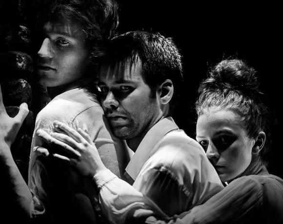 """Студенческий театр: """"Сто лет одиночества"""", ГИТИС"""
