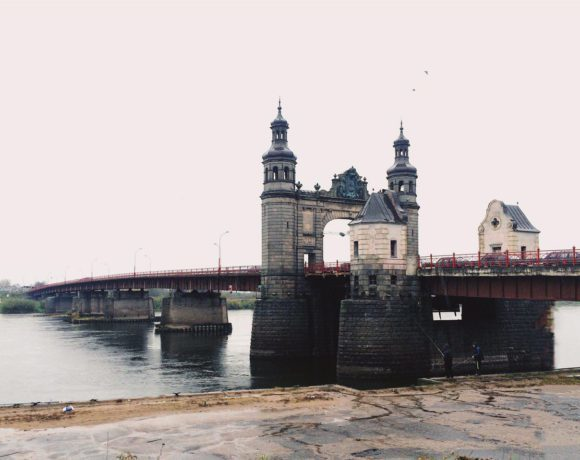 Город Советск, или  едем на родину «Тильзитера» погулять по мощеным улочкам