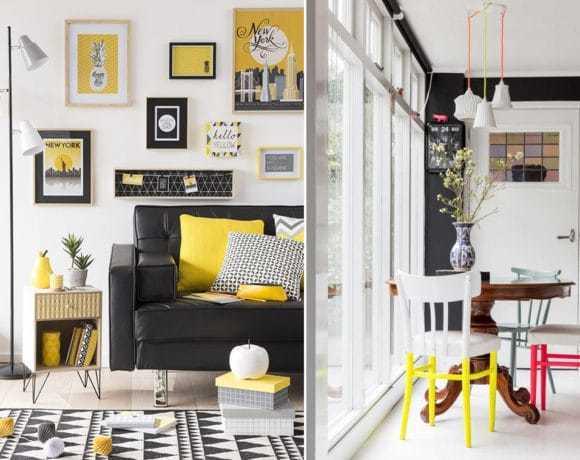 4 совета при выборе ярких цветов для вашей квартиры