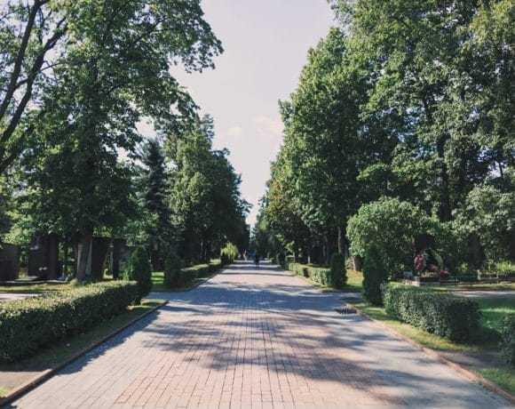 Фотоэкскурсия. Знаменитые кладбища Москвы