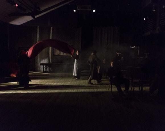 Студенческий театр: «Октябрь близко…». Столетию Революции посвящается