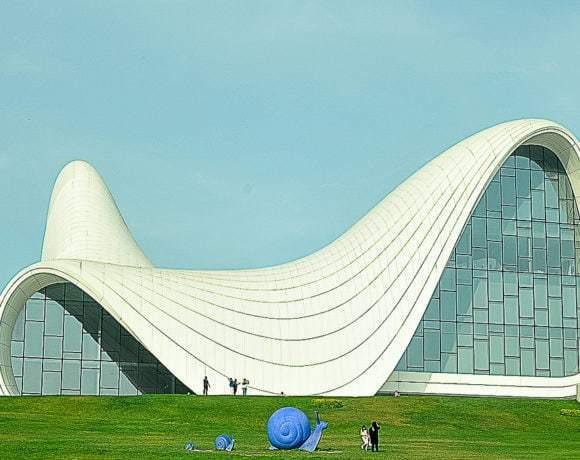 Баку: город огня. Инструкция по применению