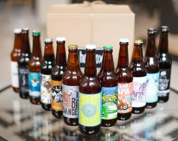 Крафтобудни: HOPBOX – отсекая лишнее. Коробка крафтового пива с доставкой.