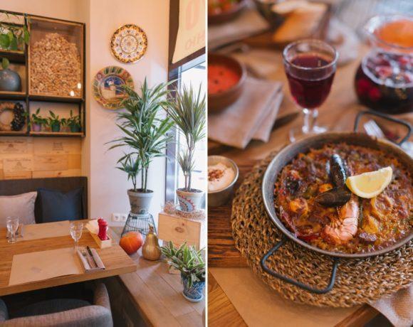 Место есть: обзор ресторана PaPaella