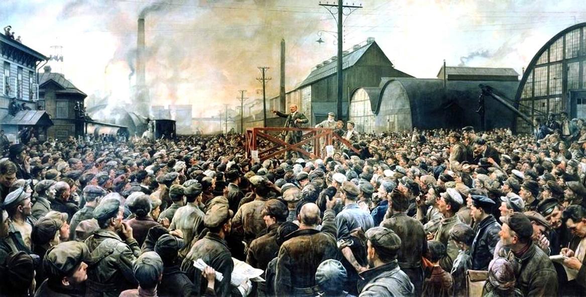 Доклад на тему октябрьская революция в орле 146