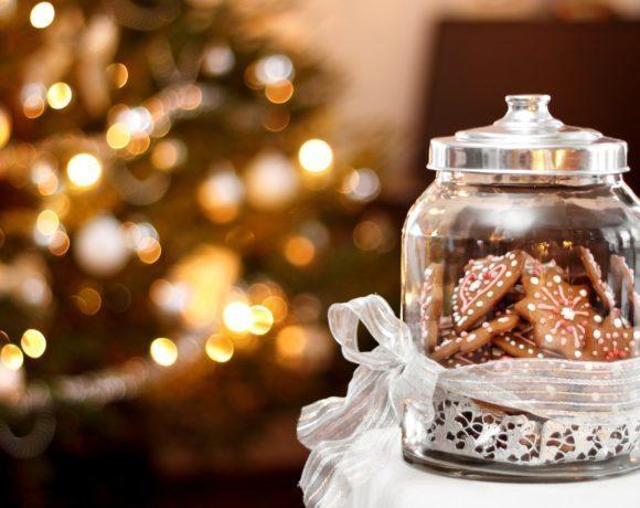 Еда как подарок: 7 идей для Нового года