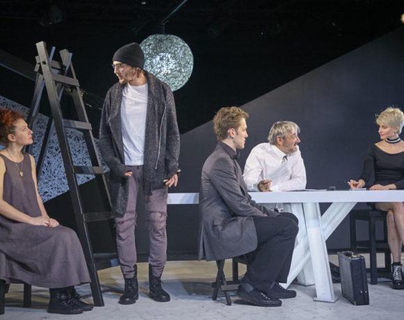 """Театральный обзор: """"Семинар"""", Театр им. А.С. Пушкина"""