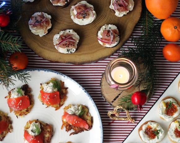 Готовимся к празднику: 6 блюд к новогоднему столу