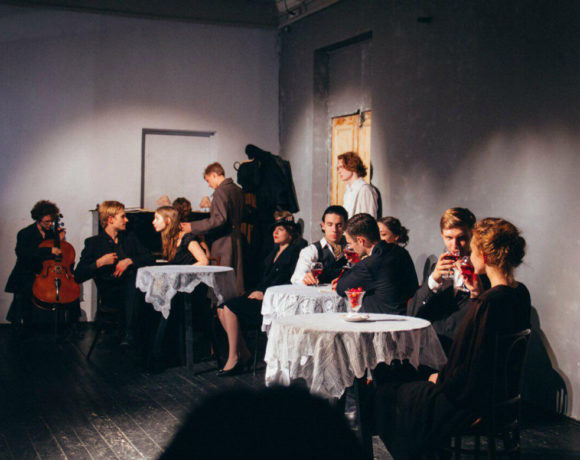 Café «Бунин», Мастерская И.Н. Ясуловича, ВГИК