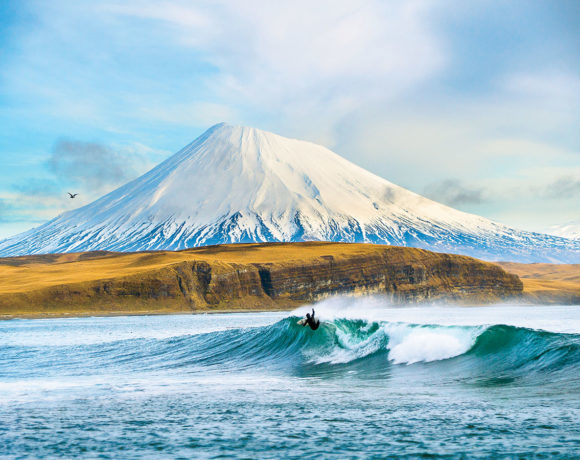 Серфинг на Камчатке – проверка себя