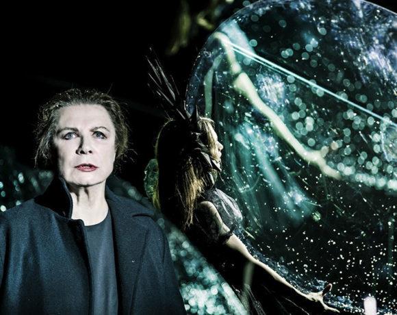 Театральный обзор: «Ахматова. Поэма без героя», Гоголь-центр