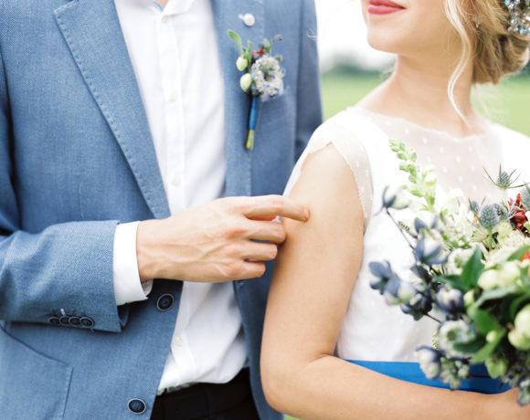 Свобода выбора. Кто сказал, что костюм жениха должен быть черным?