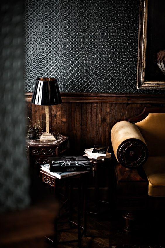 Английский стиль в интерьере — PORUSSKI.me d6f09944475d7