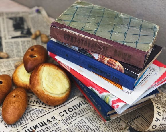 Back to USSR: 7 кулинарных книг наших мам и бабушек