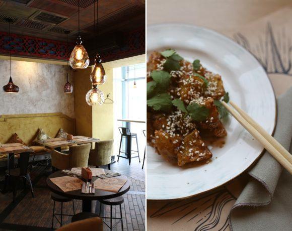 Место есть: обзор гастробара азиатской кухни «mr.Чо»